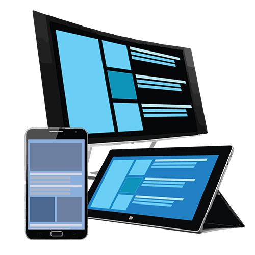 Design responsive & Seo oriented