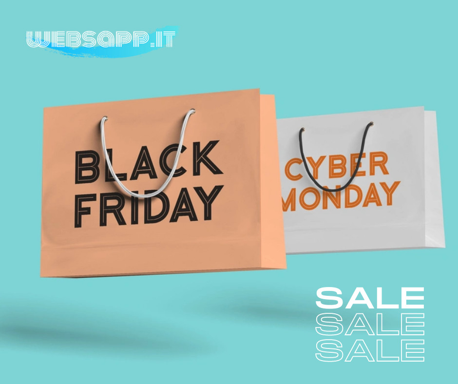 marketing per il black friday